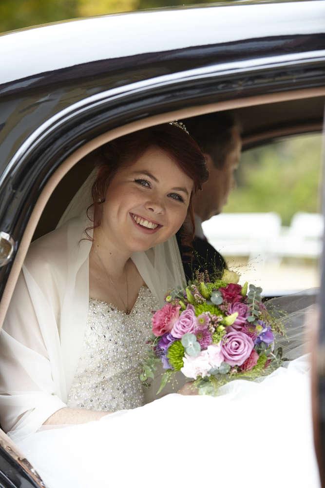 Ankunft der Braut (ST.ERN Photography)