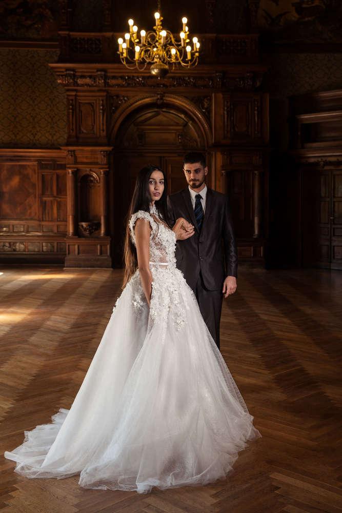 Fashion Style Hochzeit / Edel und extravagant (ST.ERN Photography)