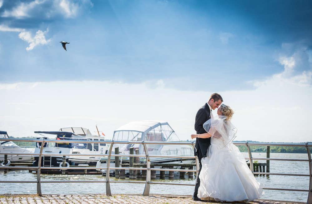 Hochzeit in Neustrelitz / Am See (Fototudio am Stausee)