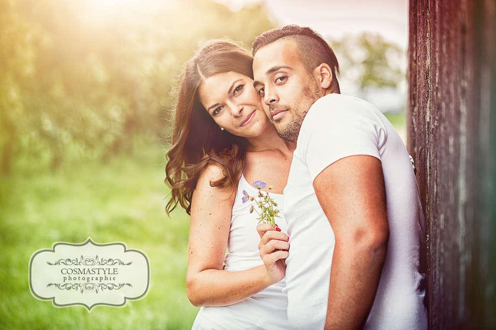 Traumpaar / und bald verheiratet
