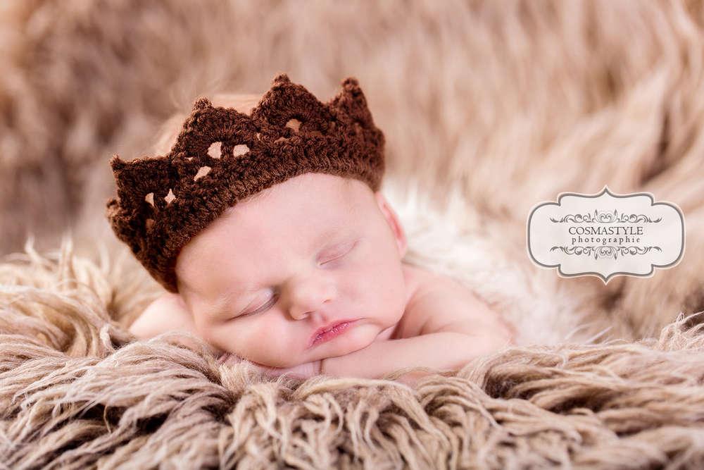 little king / traumhafte Babybilder von Cosmastyle photographie