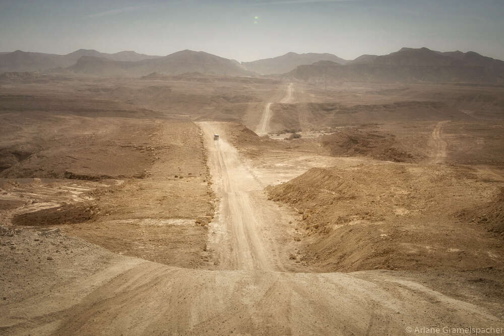 On the road to nowhere (Ariane Gramelspacher)