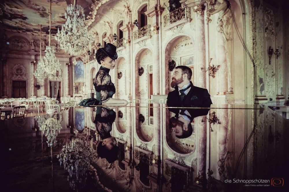 Preußen-Hochzeit /