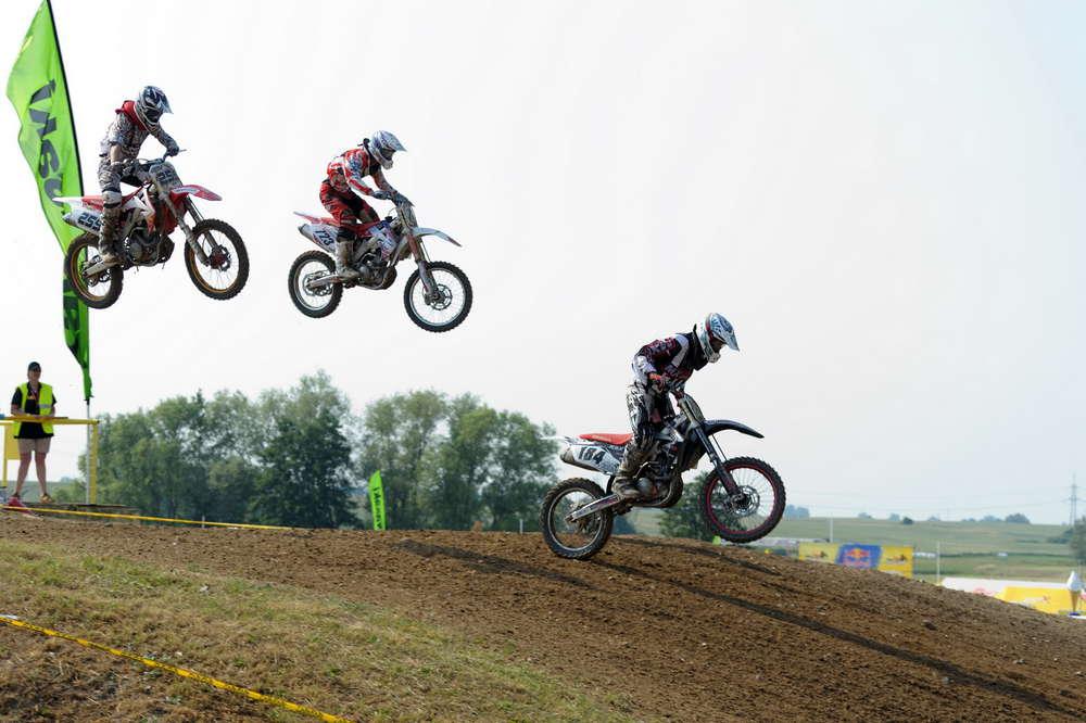 Eventfotografie, Sportfotografie / ADAC-Motocross-Rennen in Mecklenburg -Vorpommern