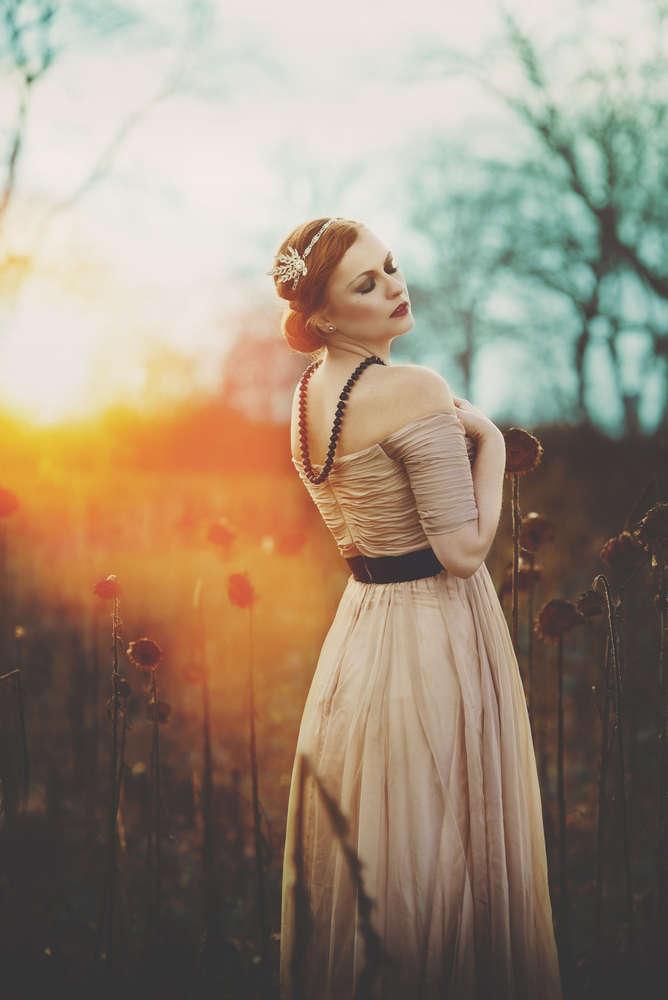 Beauty in fields (HoneyLightSolutions)