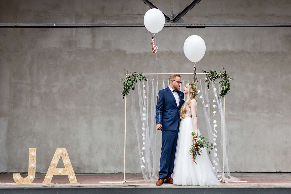Moderne Hochzeitsfotografie / Brautpaar, braut, hochzeit, niederrhein (MARINA LANG PHOTOGRAPHY)