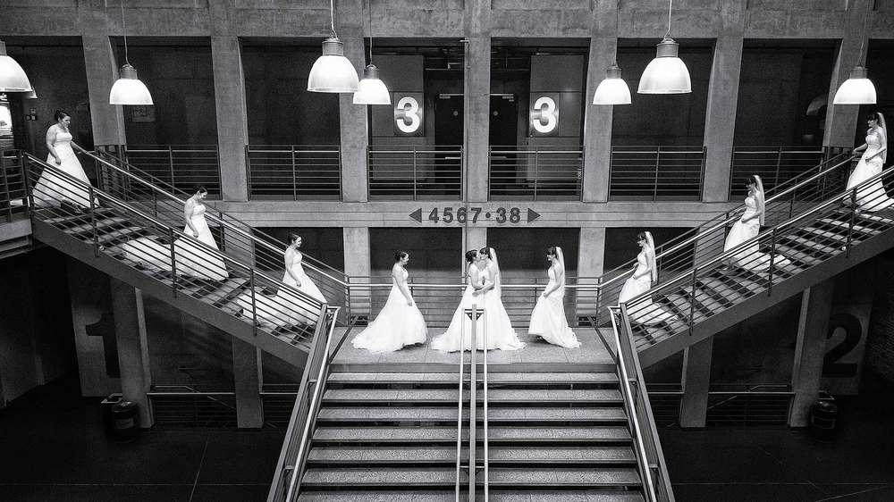 Das Zusammenfinden / Mike Bielski Hochzeitsfotografie
