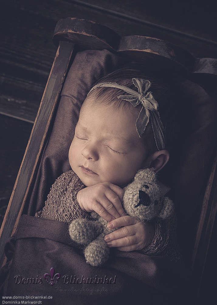 Psssst / Baby schläft