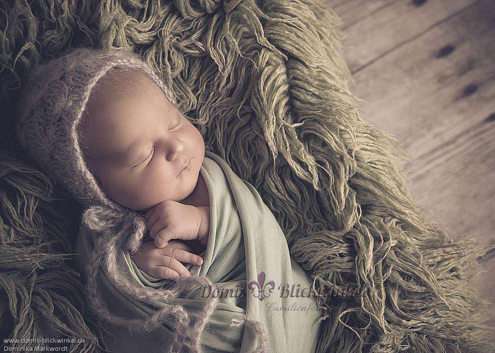 Baby schläft /
