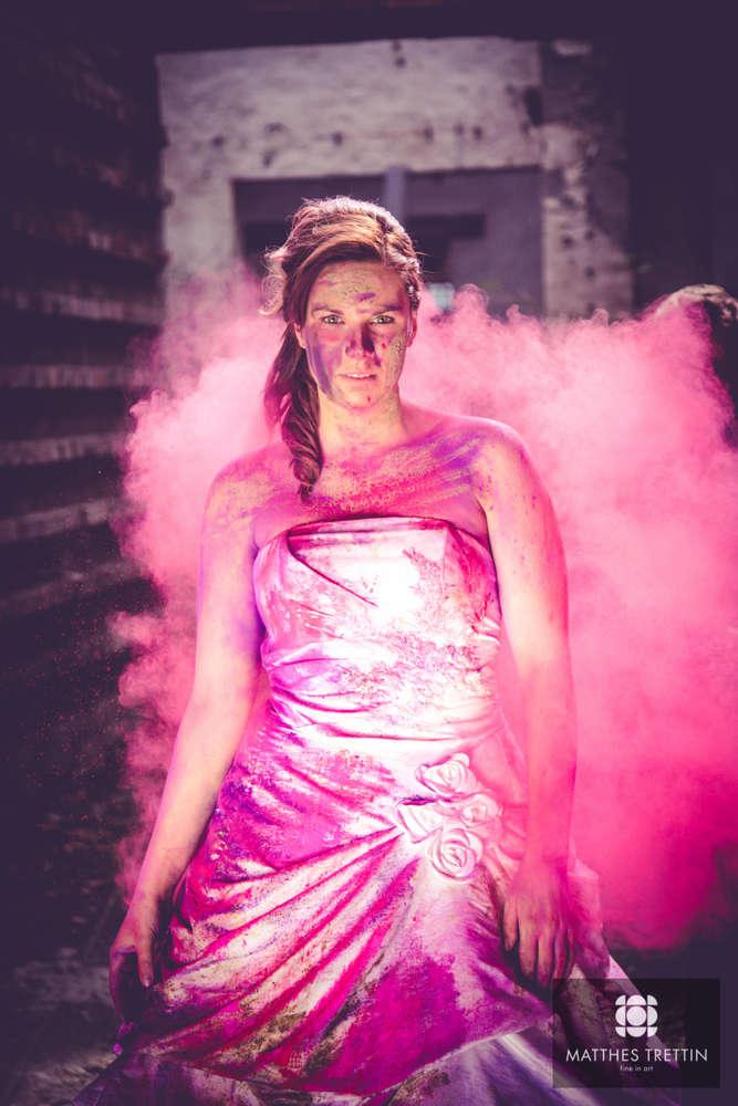 trash the dress /