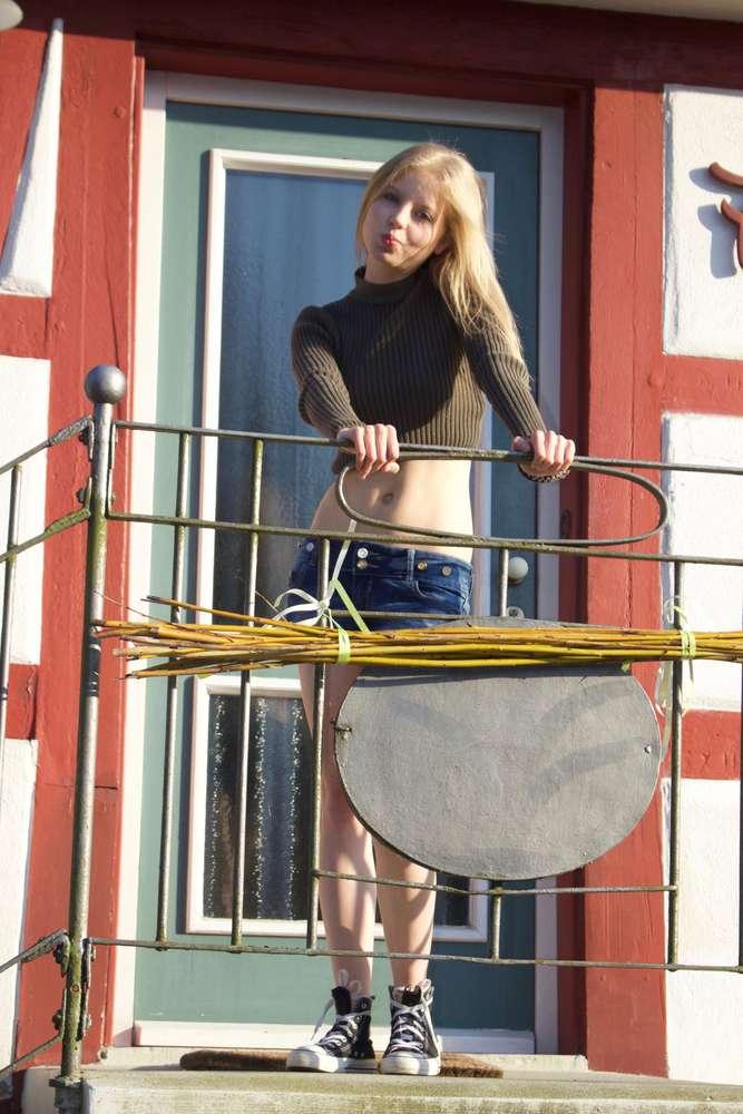 Girl / Model: Felicitas Ammermann