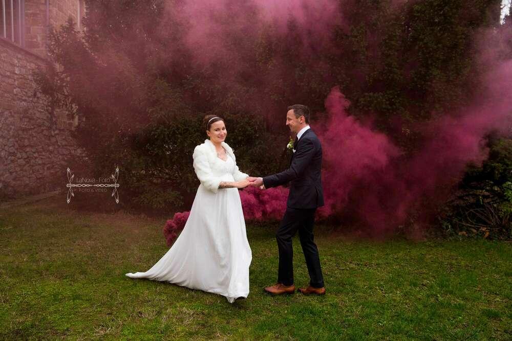 Hochzeit in Heilbronn (LaNova-Foto)