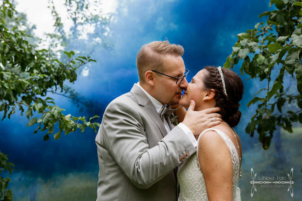 Hochzeit in Öhringen (LaNova-Foto)
