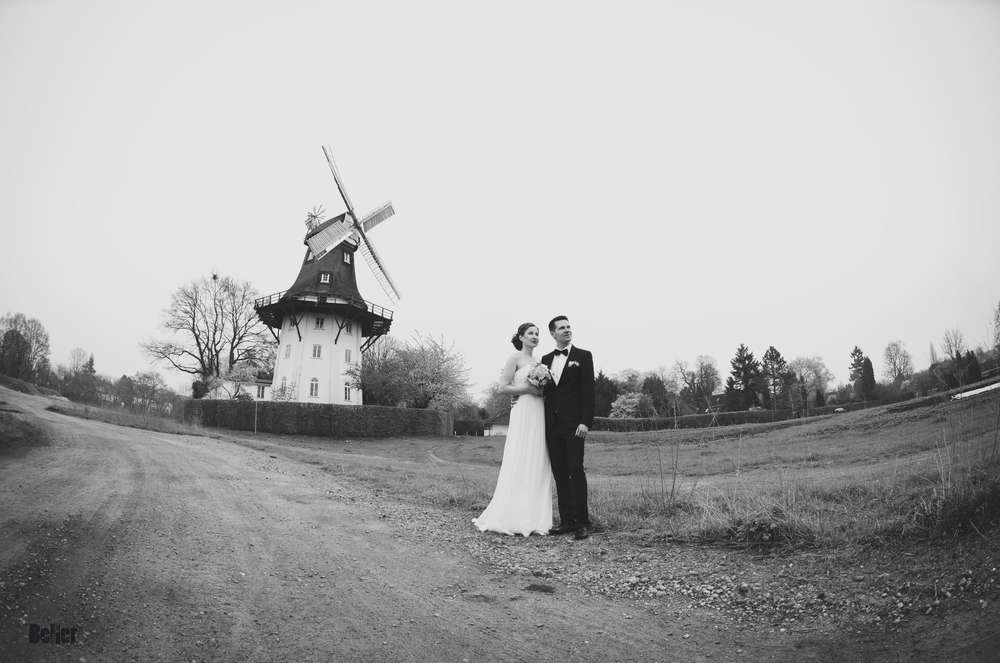 Hochzeitsfotografie in Bremen /