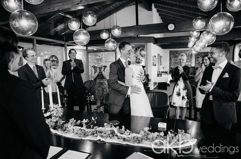 Standesamtliche Hochzeit / www.akb-weddings.de (AKB Fotografie - AKB weddings)