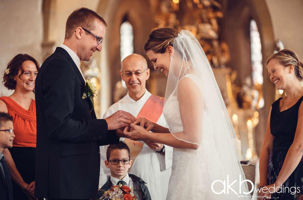 Kirchliche Trauung / www.akb-weddings.de (AKB Fotografie - AKB weddings)