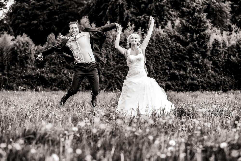 Heiraten am Rhein / Glücklich verheiratet
