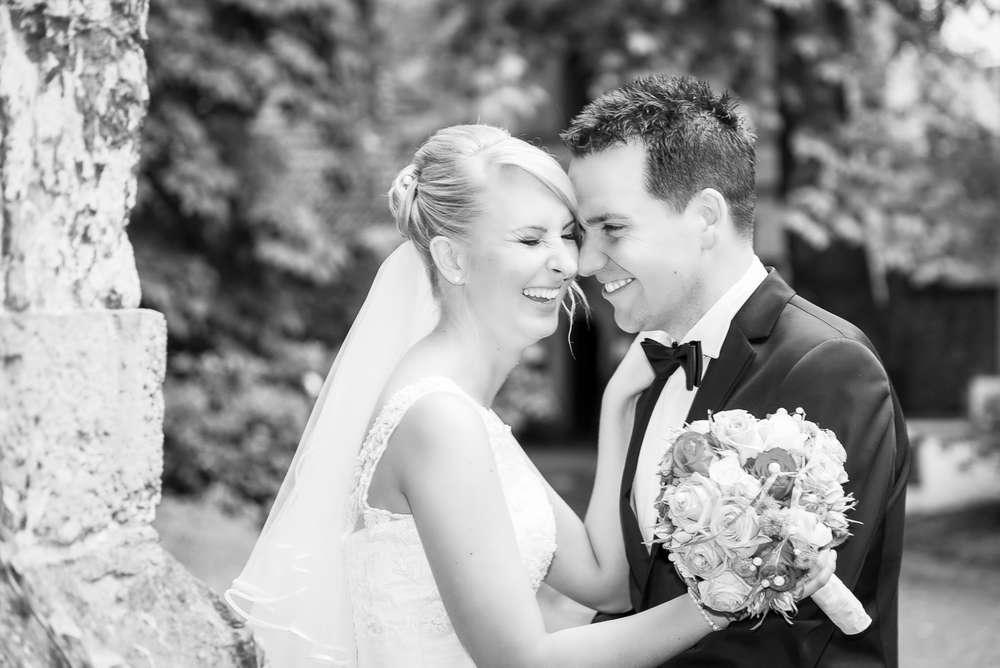 Hochzeit in Lünen / Es gibt es zum Lachen