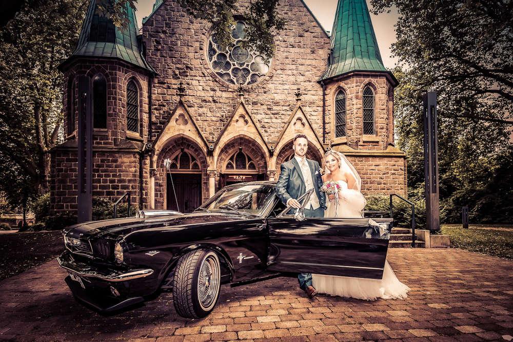 Hochzeitskutsche in Holzwickede / Mal etwas Anderes ...