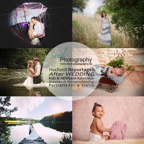 Steel Photography - Stefanie Stahl - Hochzeitsfotografen aus Ansbach ★ Preise vergleichen