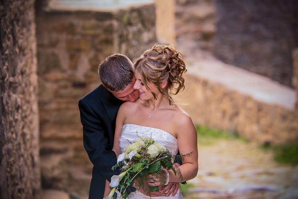 Hochzeit / Brautpaarshooting (Ursula Engelmann / People Fotografie)