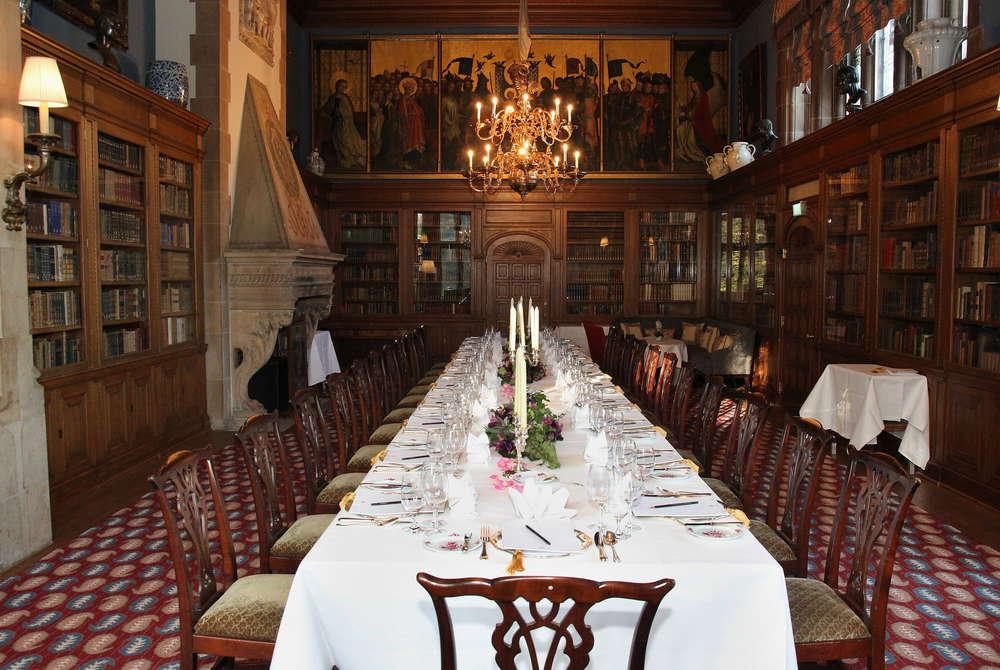 Schlosshotel Kronberg /