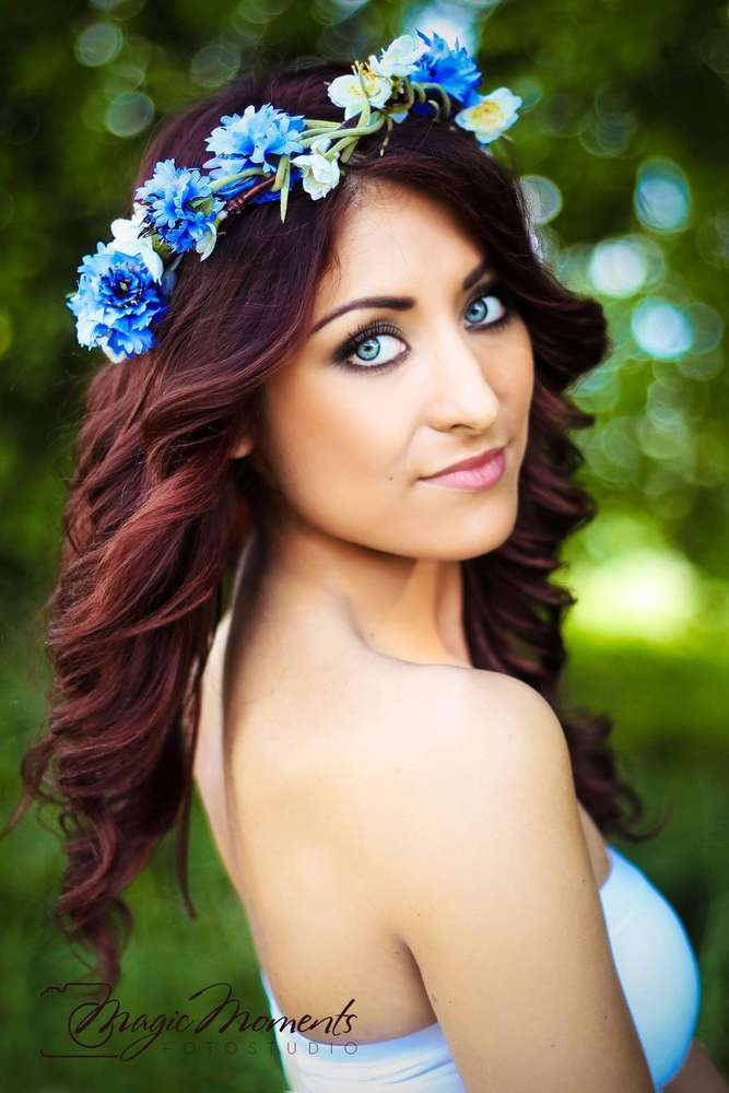 Outdoor Portrait / Beautyshooting (Magic Moments Fotostudio)