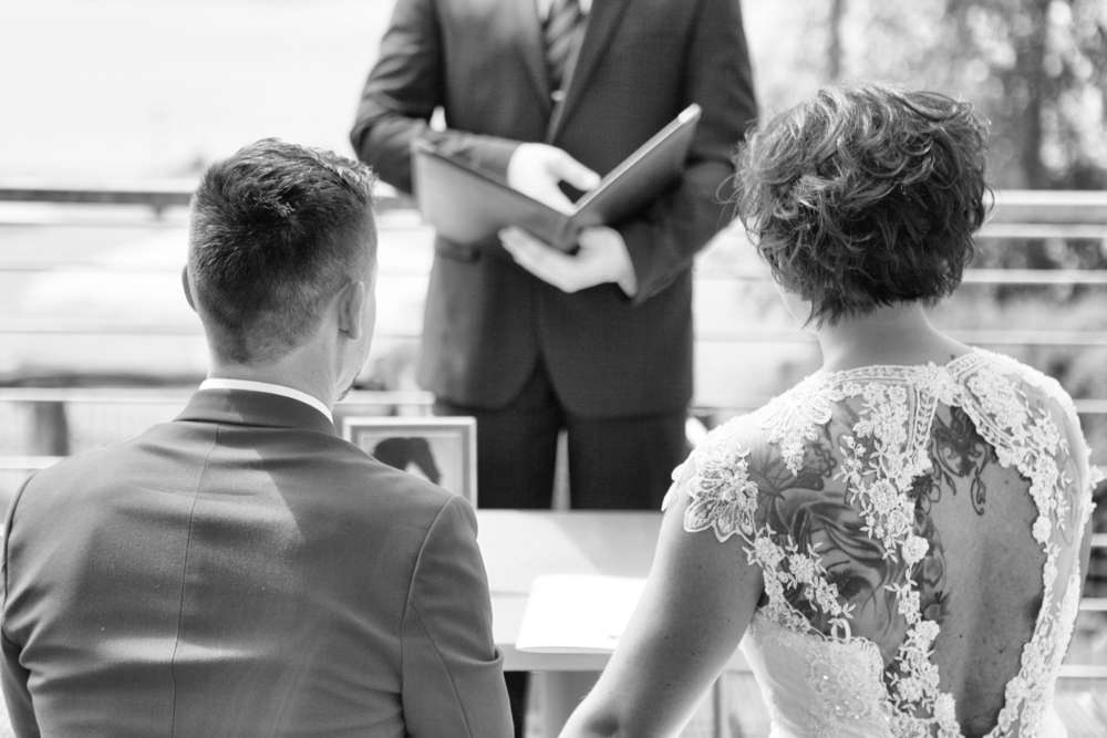 Die Rede / Zeremonie