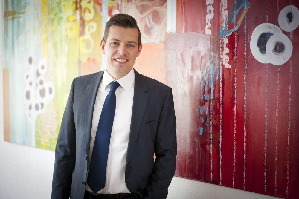 Businessportrait / Geschäftsleiter (Uschi Schmidt Fotografie)