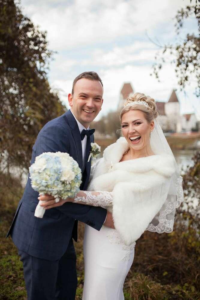 Brautpaar aus München /