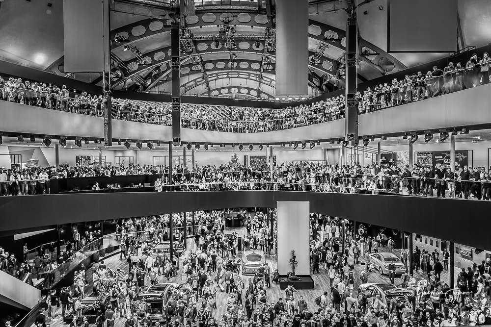 IAA / Festhalle Mercedes (Thomas Jahn Photography)