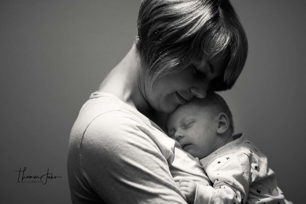 New Born / Mutter mit Kind (Thomas Jahn Photography)