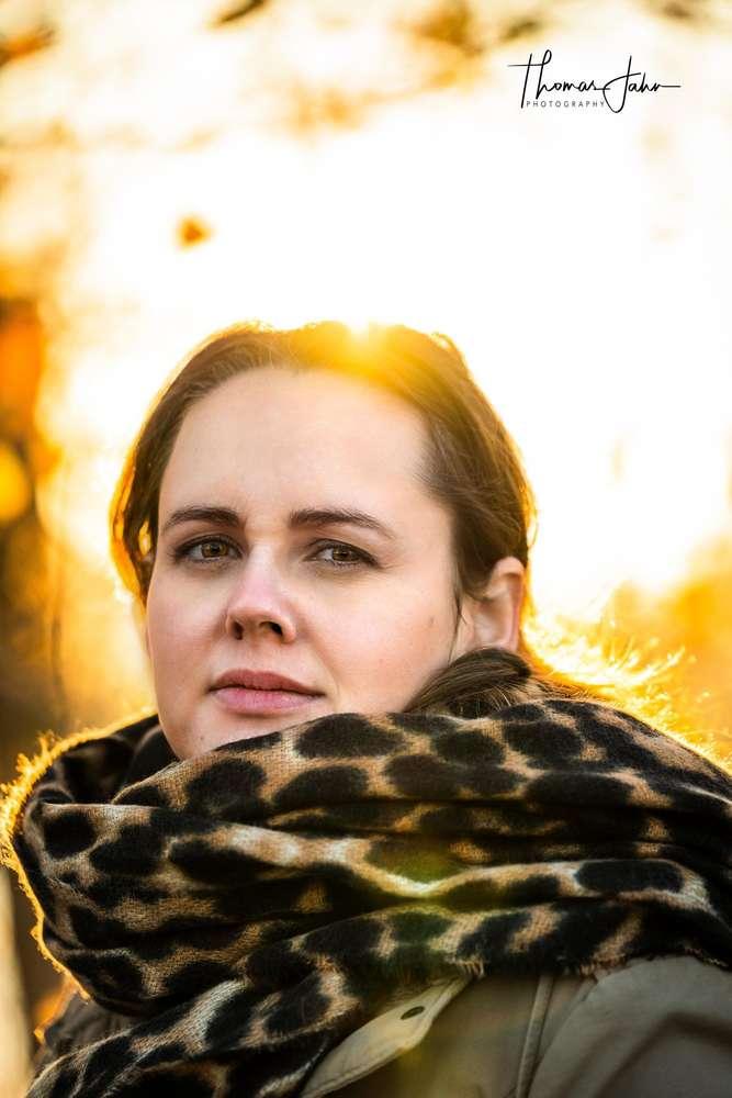 Sunset Portrait (Thomas Jahn Photography)