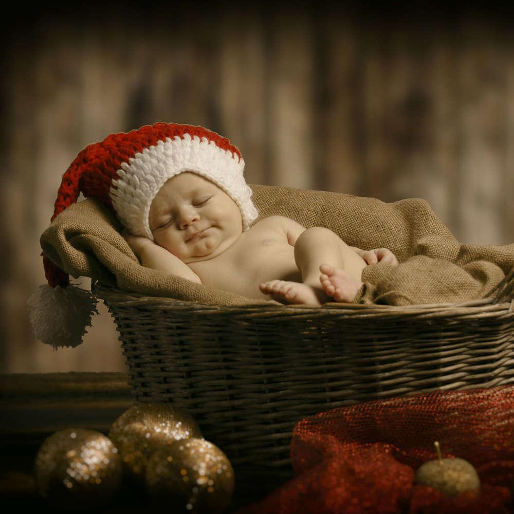 Nikolaus-Babyshooting (Ringfoto-Linke)