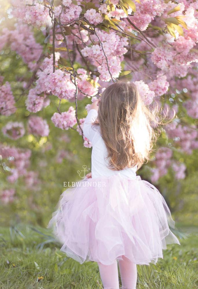Frühlingsprinzessin / Kirschblütenshooting