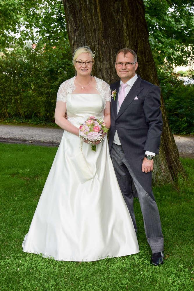 Hochzeit Park (Mietstudio Ahrensfelde)