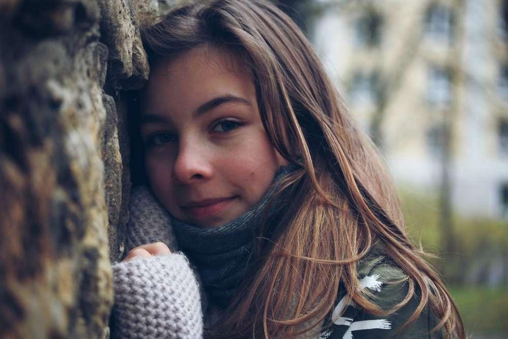 Portraitaufnahme / Natürlichkeit (MoMeis Fotowelt)