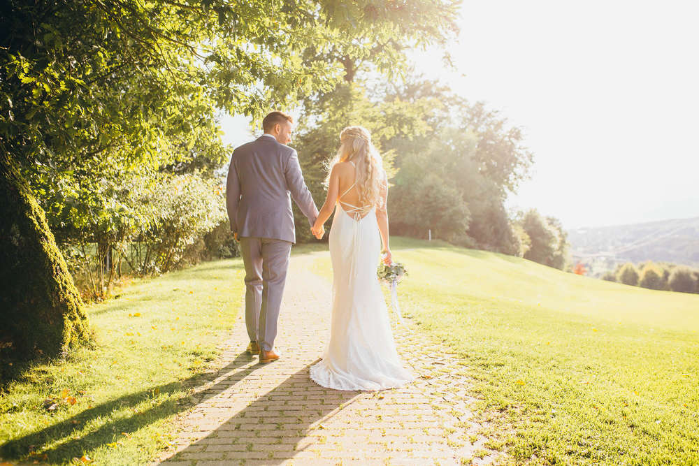 Brautpaarshooting Golfhotel Vesper (Janine Renters Photography)