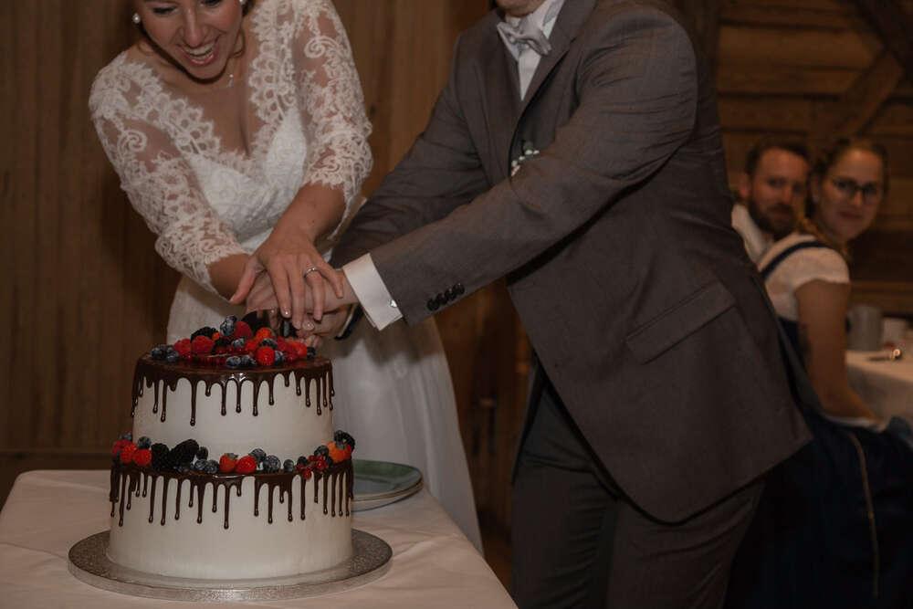 Hochzeitfotografie (lightpainting-fotografie)