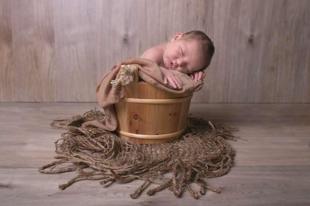 Neugeborene / Neugeborene Fotoshooting bis max. 14 Tage (Sanja Balceva Photography)