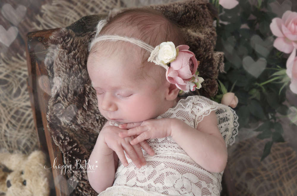 Baby Fotoshooting Erfurt / Neugeborenen Fotoshooting (happy BaBee Photography)