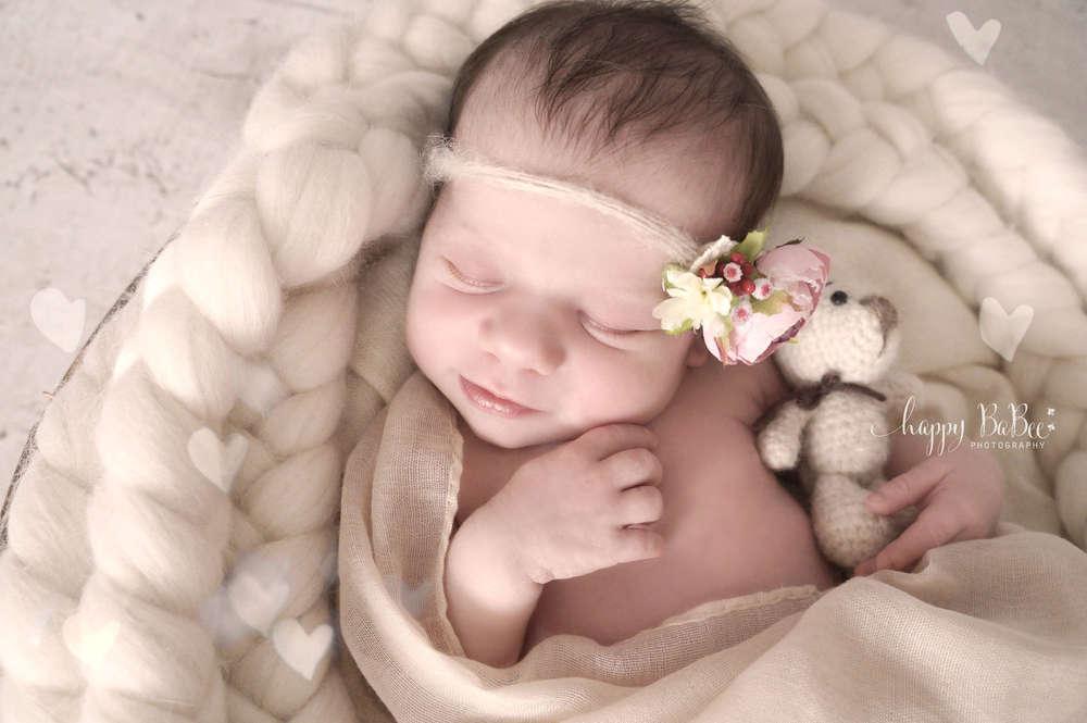 Neugeborenen Fotoshooting in Erfurt / Baby Fotoshooting, Babyfotografie, Neugeborenen Fotoshooting (happy BaBee Photography)