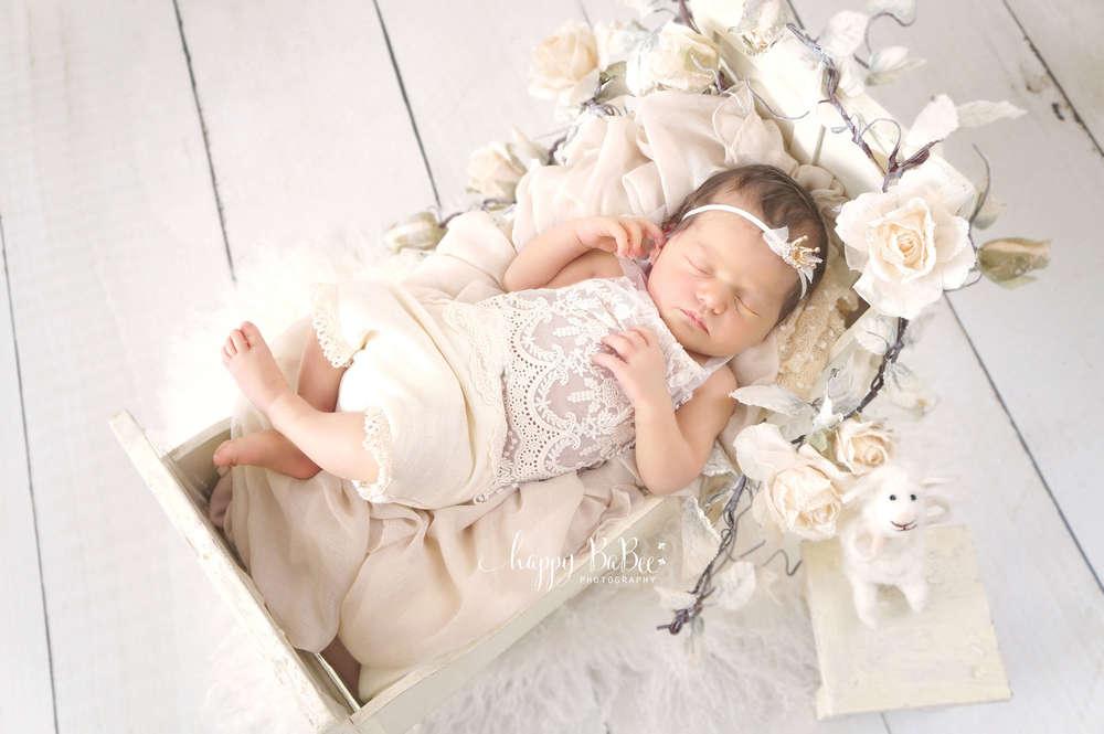 Neugeborenen Fotoshooting Erfurt / Fotoatelier für Neugeborenen Fotoshooting in erfurt (happy BaBee Photography)