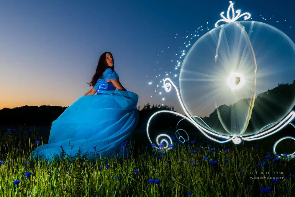 Cinderella / cosplay shooting (DESIGN BÜRO)