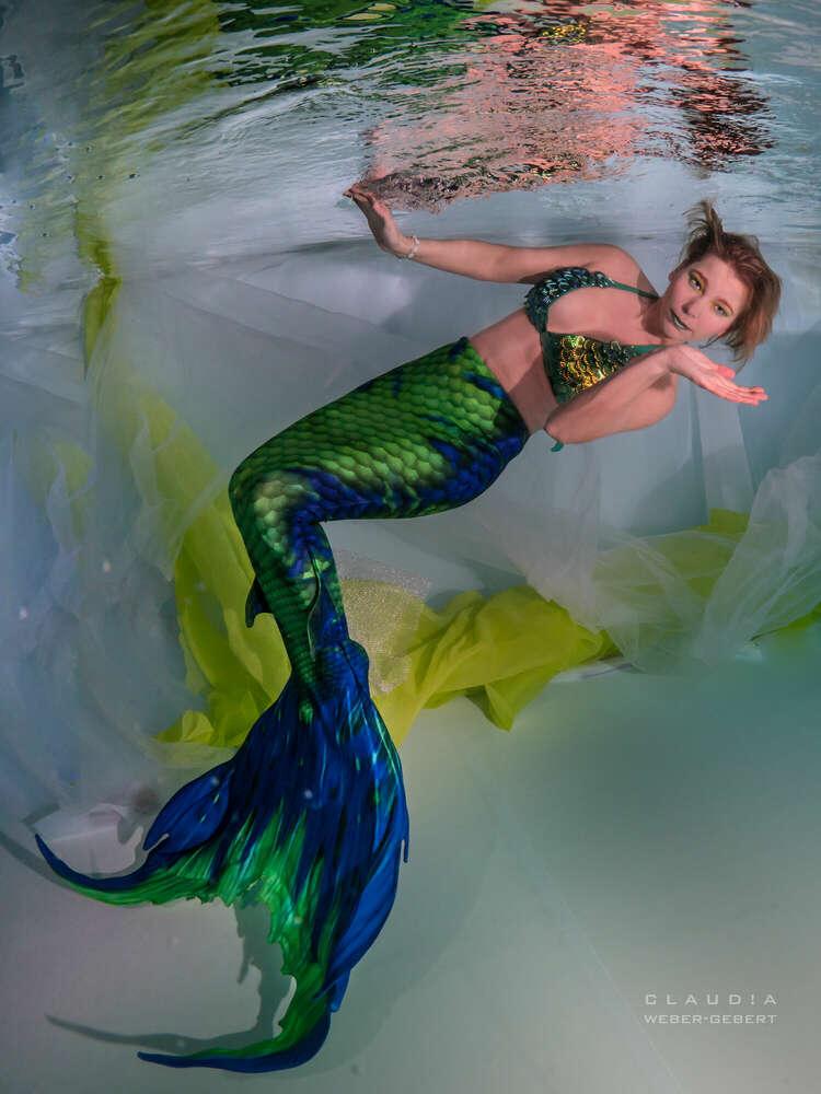 die kleine Meerjungfrau (DESIGN BÜRO)