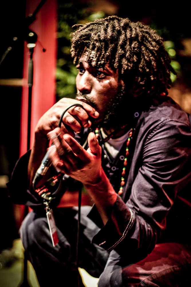 Gambian Preacher / Konzert - Fotografie (YAAAA MANN AGENCY)