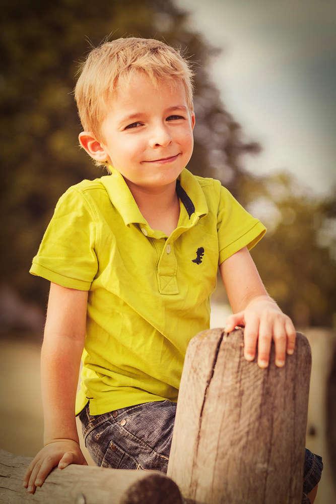 Cool Kid / Kinderfotografie (Fotografie mit Magie)