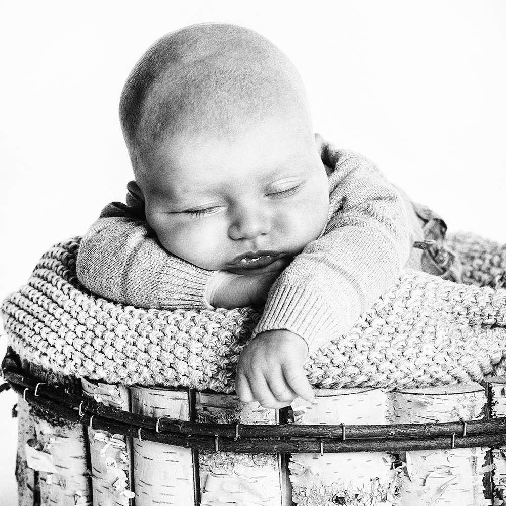 Baby / ich bis so müde... (Fotostudio Boeltz)