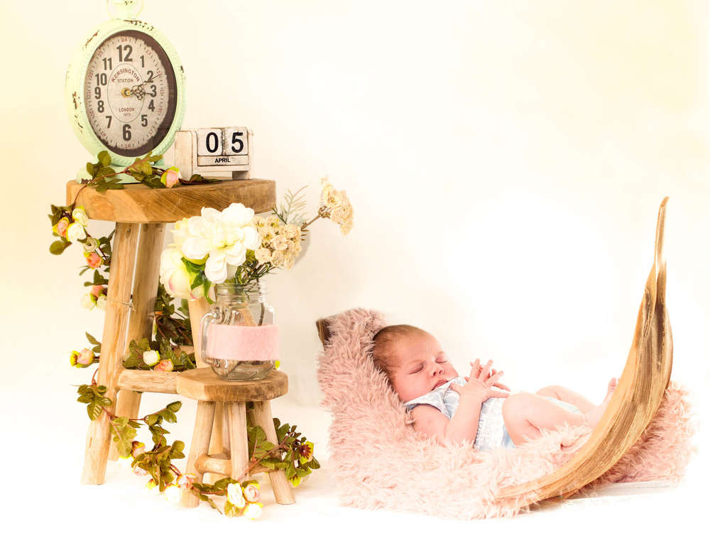 Minishooting Newborn (Christine Saam Fotodesign)