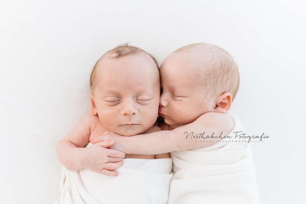 Neugeborenenfotografie (Nesthäkchen Fotografie)